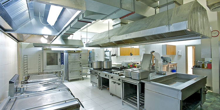 Food Equipment Welding and Fabrication