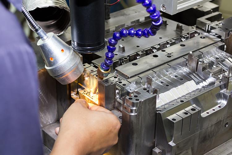 Micro Welding Tool & Die Repair