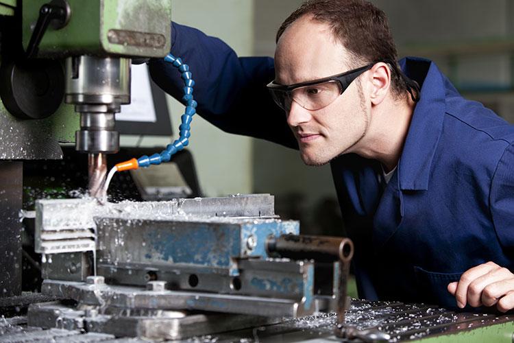 Horizontal Machining and Precision CNC Turning