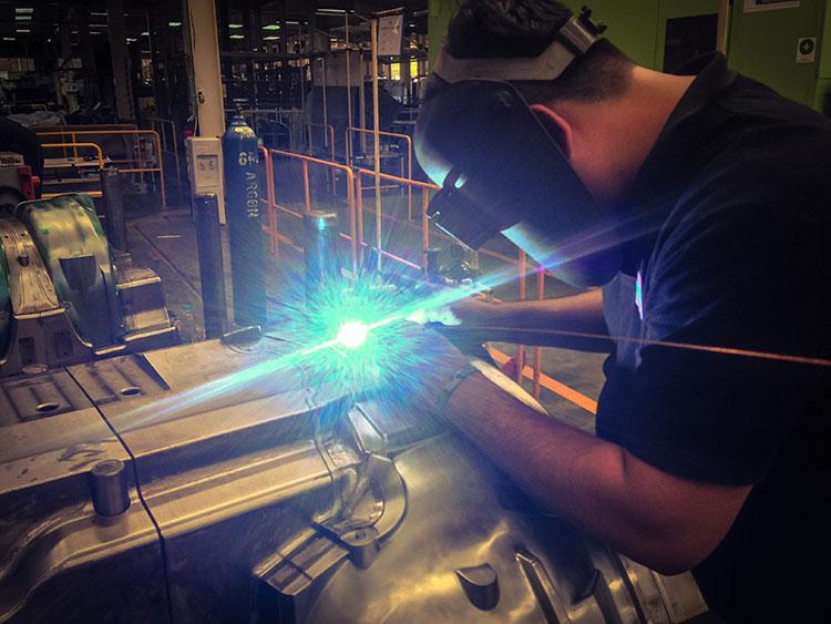 TIG Welding Services